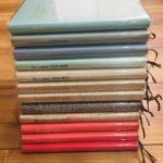 手帳のサイズは【B6】一択!!11年も使い続けてしまう手帳